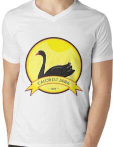 It's a Dry Heat - Calor est Arida Mens V-Neck T-Shirt