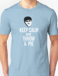 KEEP CALM AND THROW A PIE T-Shirt