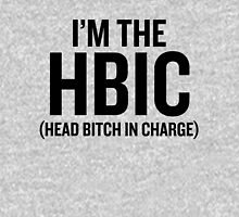 I'm the HBIC Women's Fitted Scoop T-Shirt