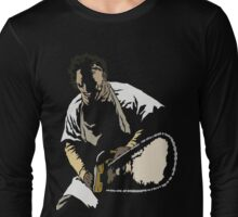 Leatherface Long Sleeve T-Shirt
