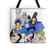 The Villains Club Tote Bag