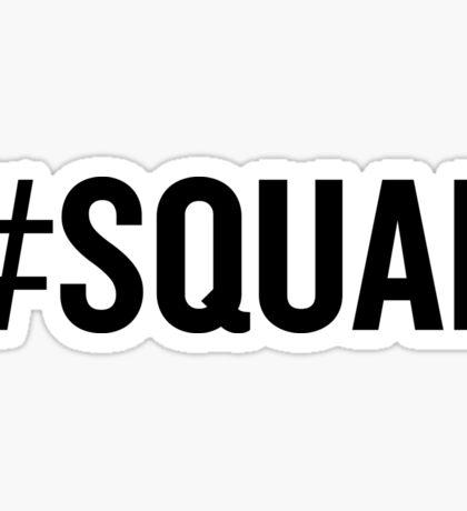 Squad Sticker