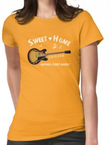 Sweet Home Chicago T-Shirt Womens Fitted T-Shirt