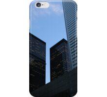Toronto Buildings iPhone Case/Skin