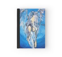 """""""Now You Know"""" Blue Angel Hardcover Journal"""