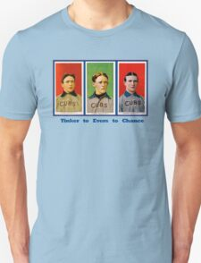 Tinker to Evers to Chance! Chicago T-Shirt Unisex T-Shirt
