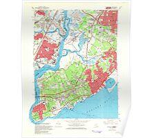 New York NY Arthur Kill 710166 1966 24000 Poster