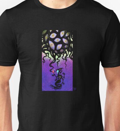 Azathoth and Nyarlathotep Unisex T-Shirt