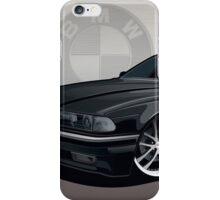 bmw : 1997 740il iPhone Case/Skin
