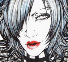 Raven Tsuzuku Sticker