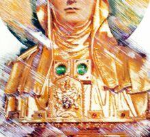 Golden Madonna Sticker