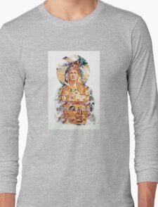 Golden Madonna Long Sleeve T-Shirt