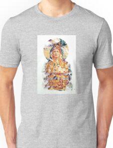 Golden Madonna Unisex T-Shirt
