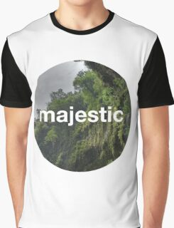 Unofficial Majestic Casual design 2 Graphic T-Shirt