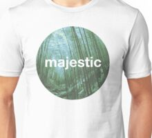Unofficial Majestic Casual design bamboo Unisex T-Shirt