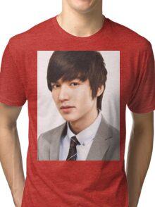 Lee Min Ho Tri-blend T-Shirt