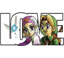 Zelda In Love  Photographic Print