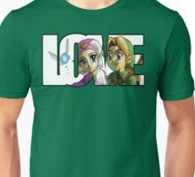 Zelda In Love  Unisex T-Shirt