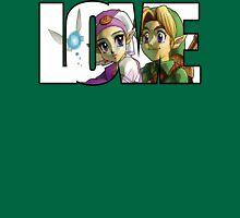 Zelda In Love  Unisex T-Shirt