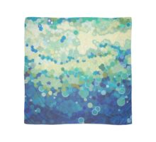 Bubbles on the Ocean Surface Scarf