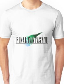 FF7 Logo Highest Quality Unisex T-Shirt