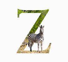 Z for Zebra Unisex T-Shirt