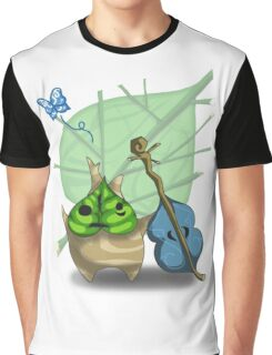 Makar Zelda Windwaker Graphic T-Shirt