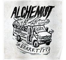 The Alchemist - Aligator Poster