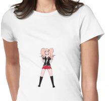 Junko Enoshima Womens Fitted T-Shirt