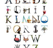 Alphabet by weareydesigns