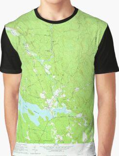 New York NY Redfield 136040 1960 24000 Graphic T-Shirt