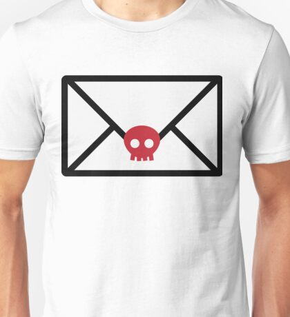 Hate Mail Unisex T-Shirt