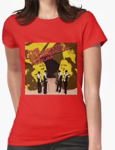 The Residents - The Commercial Album Womens Fitted T-Shirt
