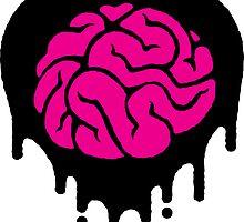 black (heart) brainz by travbos