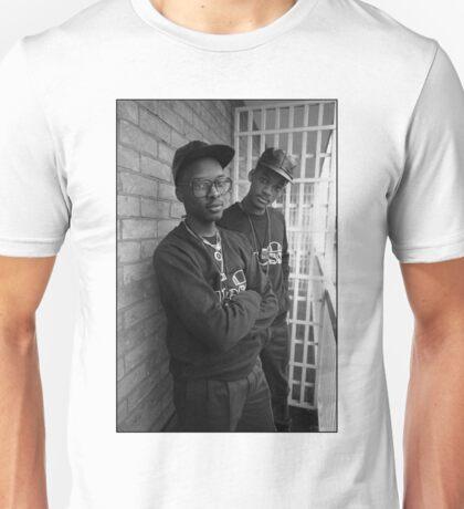 Fresh Prince And Jazzy Jeff Unisex T-Shirt