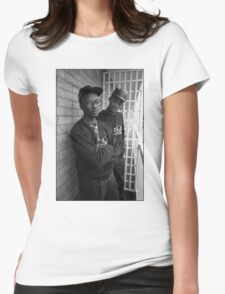 Fresh Prince And Jazzy Jeff Womens Fitted T-Shirt