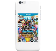 Turbo Super Smash Bros All-Stars Battle Royale at the Olympic Games HD Remix & Knuckles iPhone Case/Skin