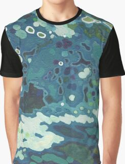 Rocky Shore  Graphic T-Shirt