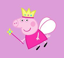 Peppa pig fairy by mrdemo