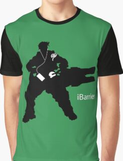 iBarrier Graphic T-Shirt