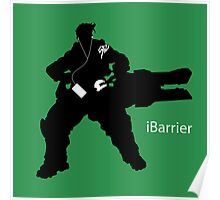 iBarrier Poster