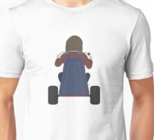 The Shining - Danny Big Wheel Unisex T-Shirt