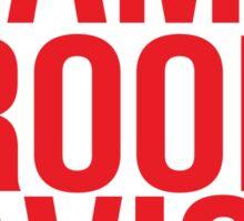 TEAM BROOKE DAVIS Sticker