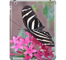 Striped Beauty - Butterfly iPad Case/Skin