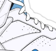 "Air Jordan VII (7) ""French Blue"" Sticker"