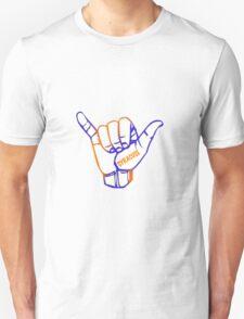 SYRACUSE UNIVERSITY HAND Unisex T-Shirt