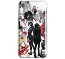 Anime crossover iPhone Case/Skin