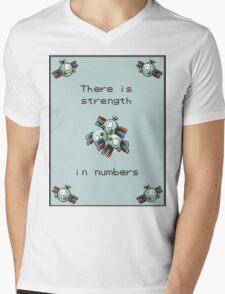 Magneton Inspiration Mens V-Neck T-Shirt