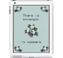 Magneton Inspiration iPad Case/Skin