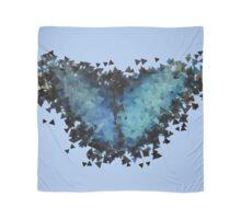 Blue Morpho Butterfly Scarf